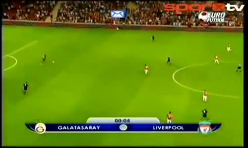 Galatasaray 3 0 Liverpool Geniş Maç Özeti 28 07 2011 Ertem Şener