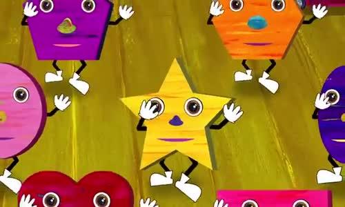 Şekiller Şarkı - 31 Çocuk Şarkıları Ve Videoları
