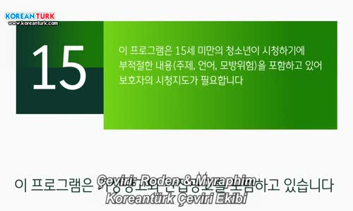 Itaewon Class 1.Sezon 1.Bölüm