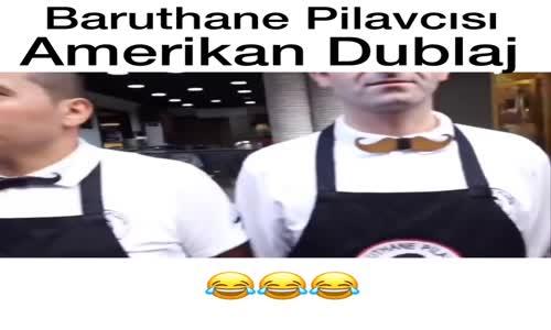 Baruthane Pilavcısı - Amerikan Dublaj