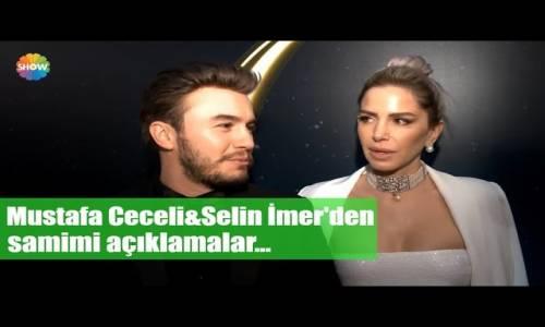 Mustafa Ceceli Ve Eşi Selin Şekerci