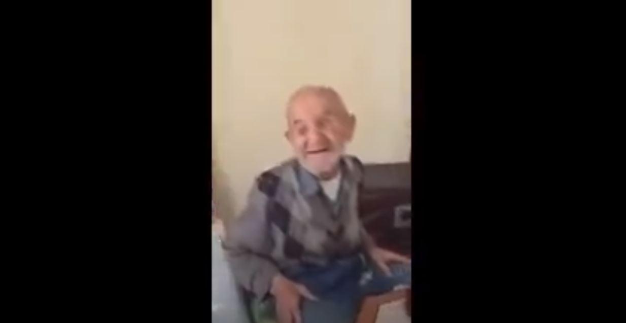 Atatürk'ü Gören Çocuk Zafer Dede