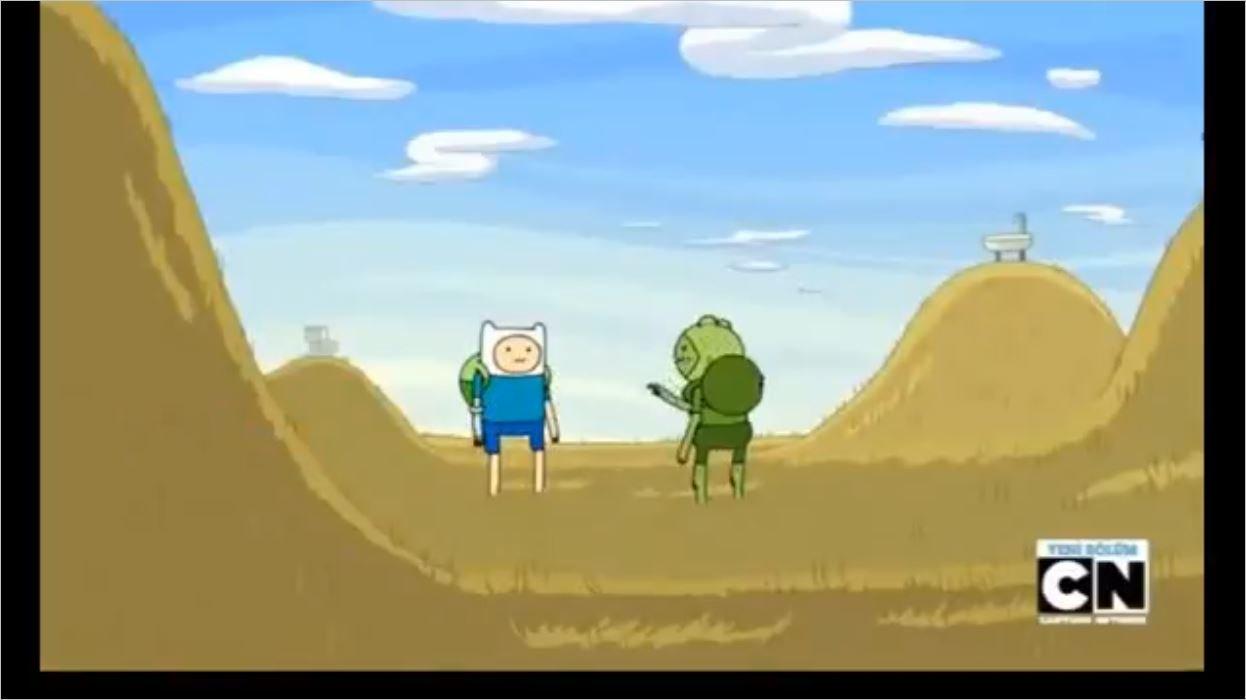 Adventure Time - Üç Kova - Part 1