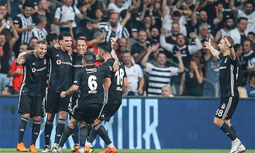 Beşiktaş 3 - 0 Partizan Maç Özeti İzle