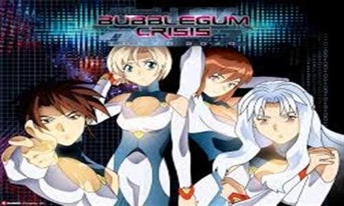 Bubblegum Crisis Tokyo 2040 5. Bölüm İzle