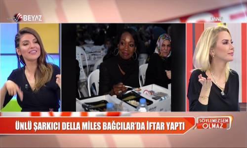 ABD'li Ünlü Şarkıcı Müslüman Oldu İlk İftarını İstanbul'da Yaptı!