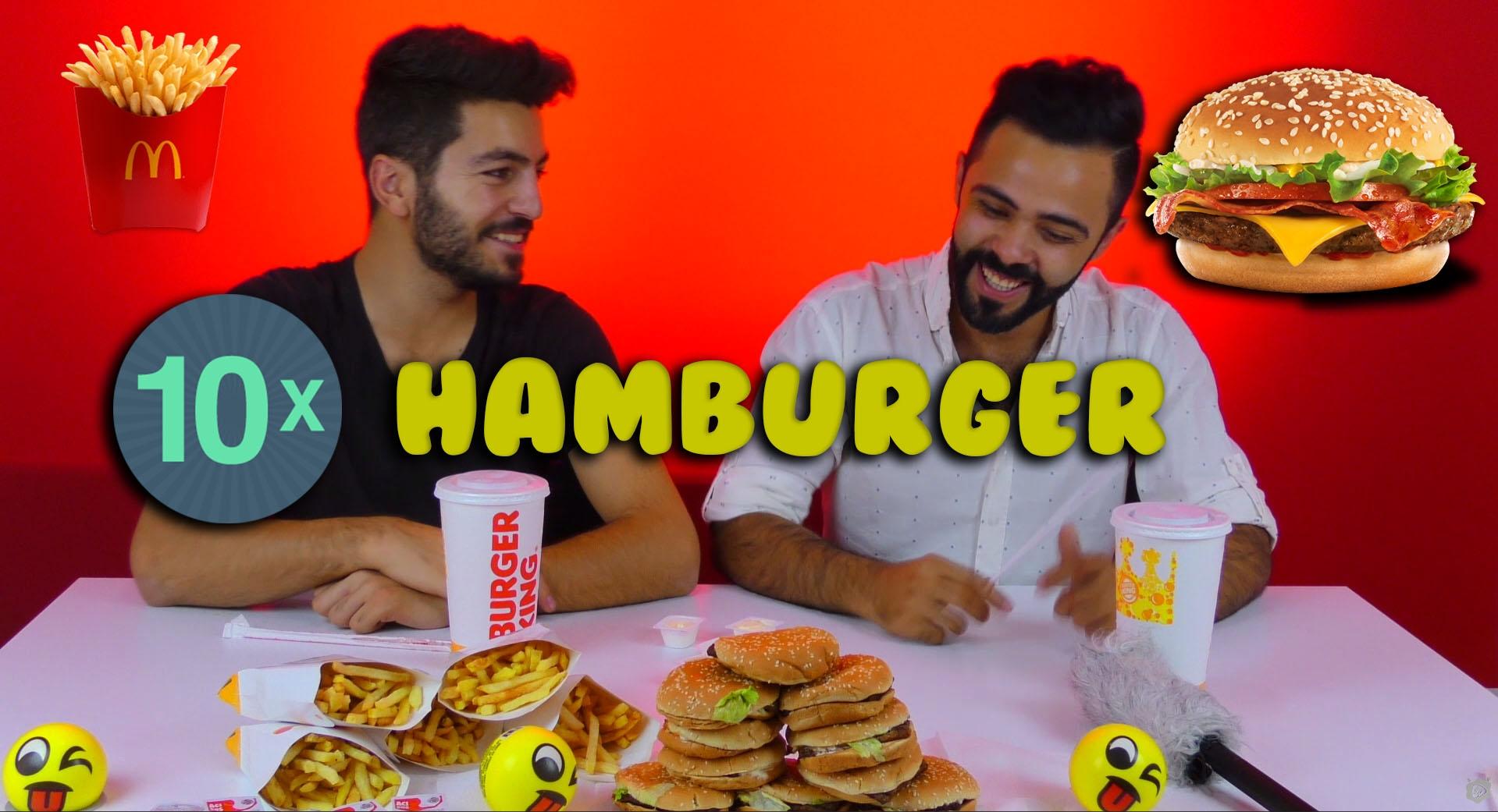 10 Hamburger 2 Haci Abii :)