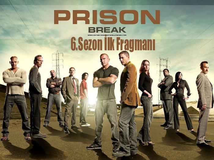 Prison Break 6.Sezon İlk Tanıtımı