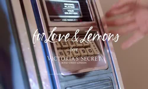 For Love & Lemons for Victoria's Secret- Holiday 2019