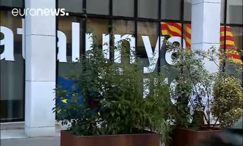 Katalonya Yalnız Kalmaya Mahkum