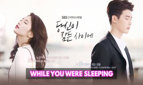 While You Were Sleeping 14. Bölüm İzle