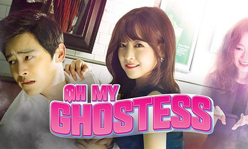 Oh My Ghost 12. Bölüm İzle