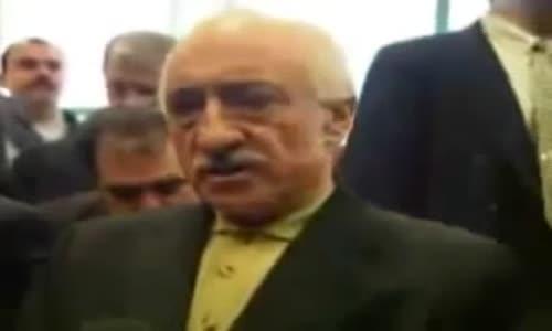 Fetö Elebaşı Gülen'den Müslüman Katillerine Övgü Dolu Sözler