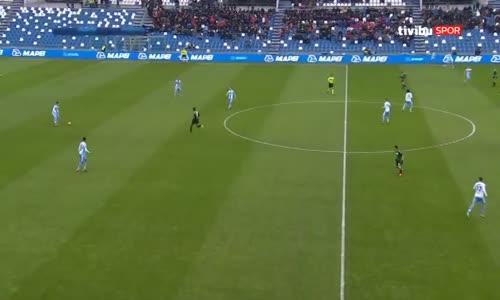 Sassuolo 0 - 3 Lazio Maç Özeti