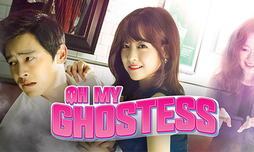 Oh My Ghost 8. Bölüm İzle