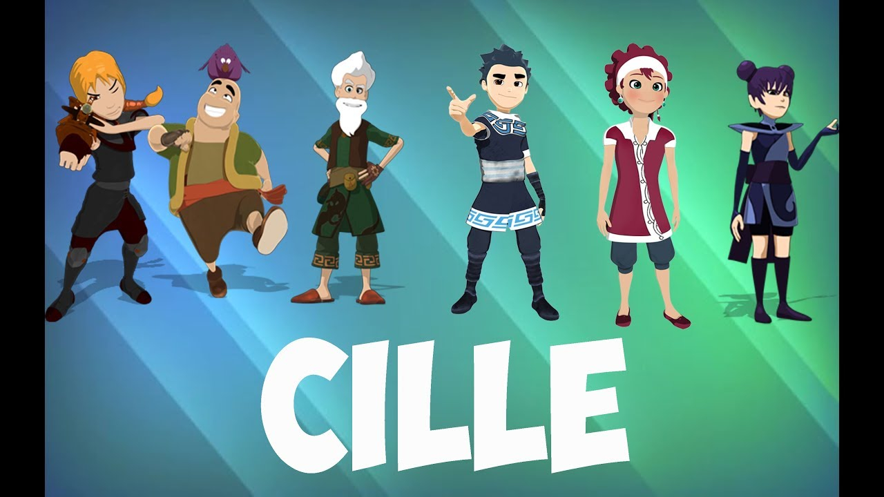 Cille - A Little Game