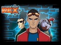 Generator Rex 1. Sezon 4.Bölüm İzle