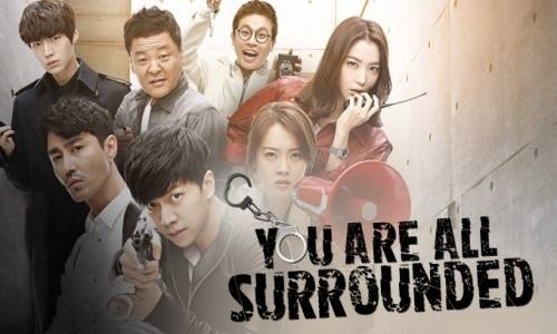 You're All Surrounded 8. Bölüm İzle