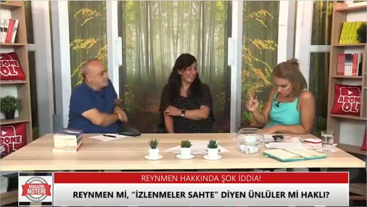 Reynmen'i̇n İzlenmeleri̇ Hakkında Youtube İş Ortağı Fundan Şen'den Açıklama