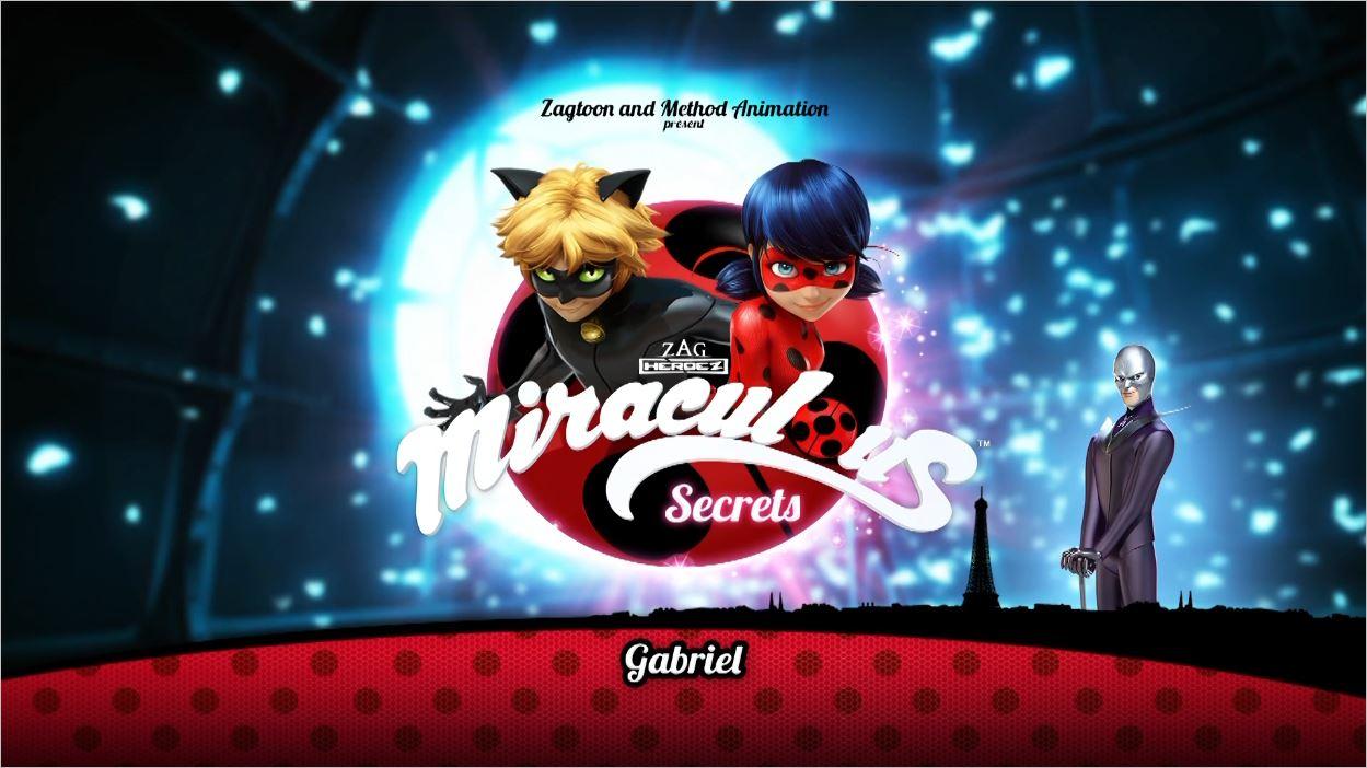 Mucize Uğur Böceği ile Kara Kedi - Mucizevi Sırlar 10 - Gabriel
