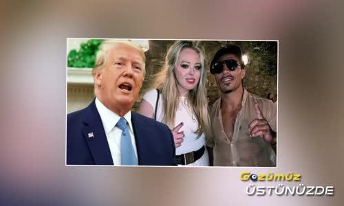 Nusret'e Et Yemeye Donald Trump'ın Kızı Tiffany Geldi