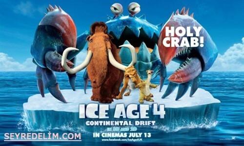 Buz Devri 4 Kıtalar Ayrılıyor Film Izle Seyredelimcom