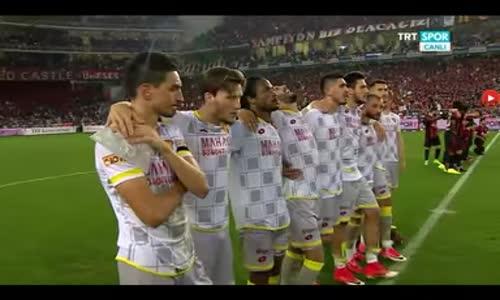Eskişehirspor Göztepe  Penaltılar Full Hd