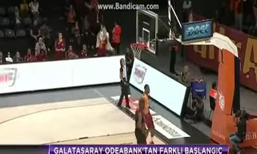 Galatasaray Odeabank 82-58 Gaziantep