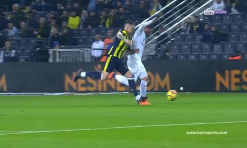 Fenerbahçe 2 - 3 Akhisarspor Maç Özeti