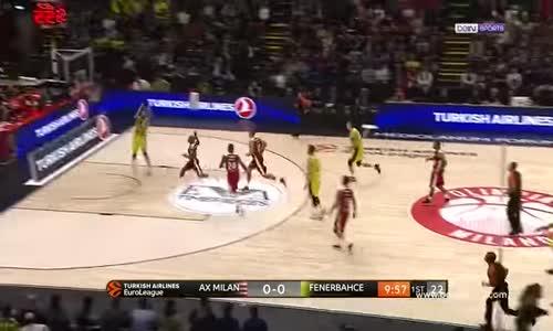 EA7 Milano 86-92 Fenerbahçe Doğuş
