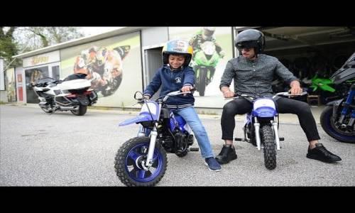 Minik Yahya'nın Motosiklete Binme Hayalini Sofuoğlu Gerçekleştirdi