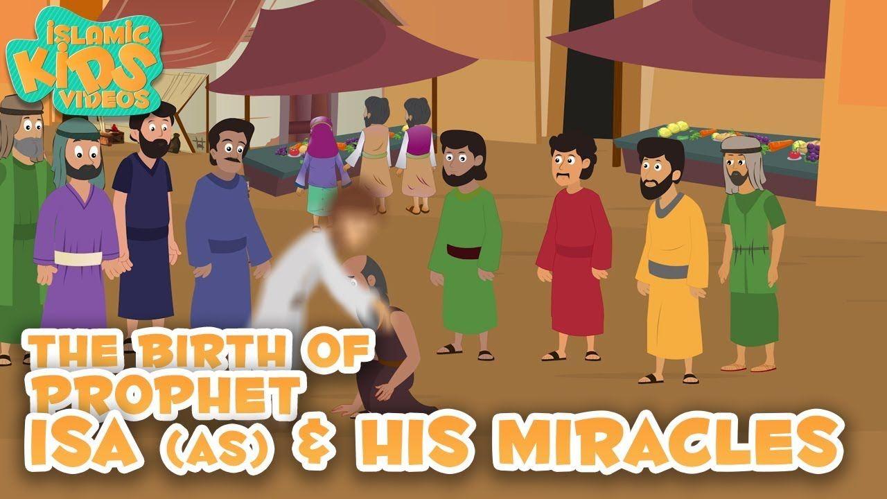 Hz.İsa'nın Hayatı (Animasyon)
