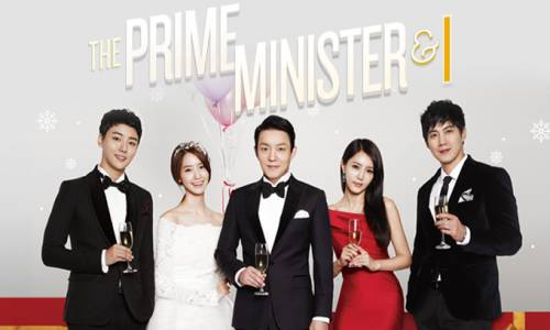 Prime Minister and I 5. Bölüm İzle