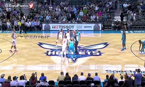 Houston Rockets 109-93 Charlotte Hornets