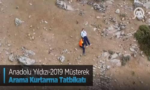 Anadolu Yıldızı - 2019 Müşterek Arama Kurtarma Tatbikatı