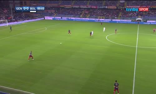 Serie A 7.Hafta - Genoa 0-1 Bologna Maç Özeti
