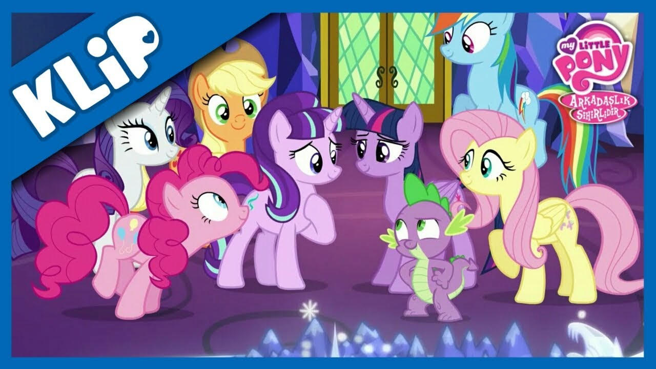 My Little Pony - Starlight Mane Ve Spike'la Arkadaş Oluyor