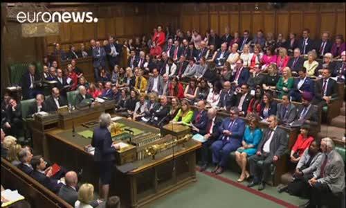 Theresa May- -Brexit'i Kolaylaştırmak İçin Uygulama Sürecine Geçilmeli