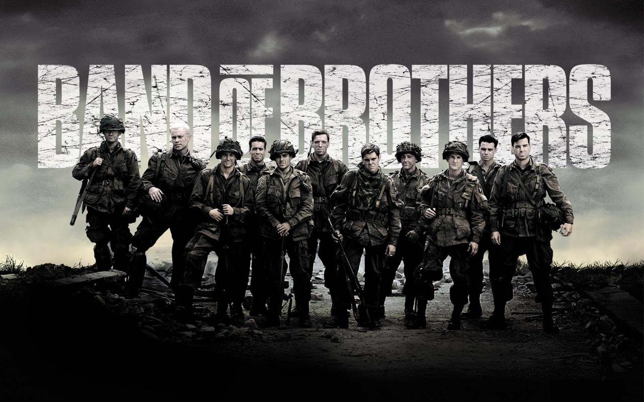 Band of Brothers 1.Sezon 1.Bölüm  Türkçe Dublaj İzle