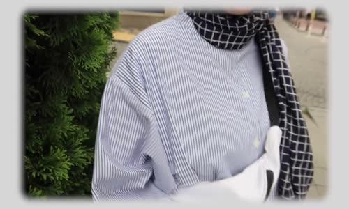 aef80605d20e6 Aslı Afşaroğlu Yazlık Gömlek Dikimi Kendi Kıyafetlerinizden Kalıp Çıkarma