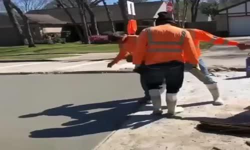 Takım çalışması dediniz !