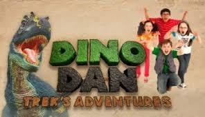 Dino Dan 8. Bölüm İzle