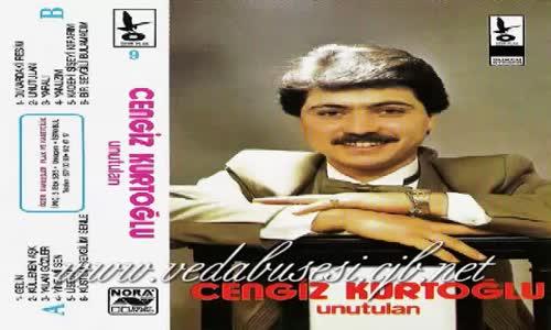 Cengiz Kurtoğlu Gelin Olmuş Gidiyorsun 1986