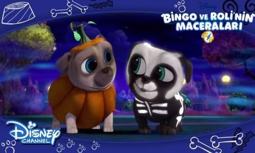 Bingo ve Roli'nin Maceraları - Cadılar Bayramı