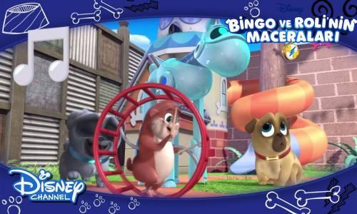 Bingo ve Roli'nin Maceraları - Dum Taka Taka Dum