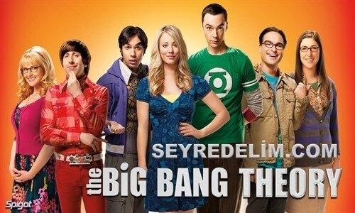 The Big Bang Theory 8. Sezon 3. Bölüm İzle