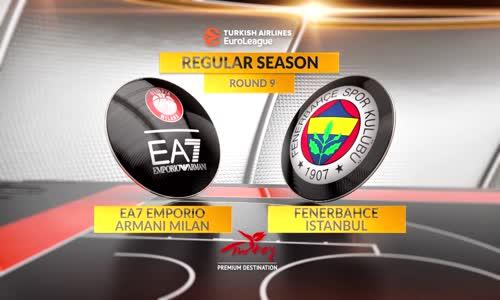 Highlights_ EA7 Emporio Armani Milan-Fenerbahce Istanbul