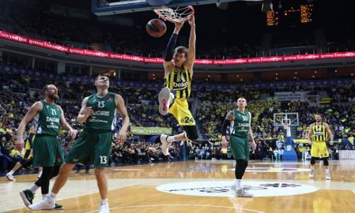 Fenerbahçe Beko 78  -  61 Zalgiris Kaunas Basketbol Özeti İzle