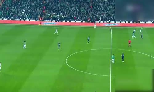 Bursaspor 1-1 Fenerbahçe Maç Özeti !