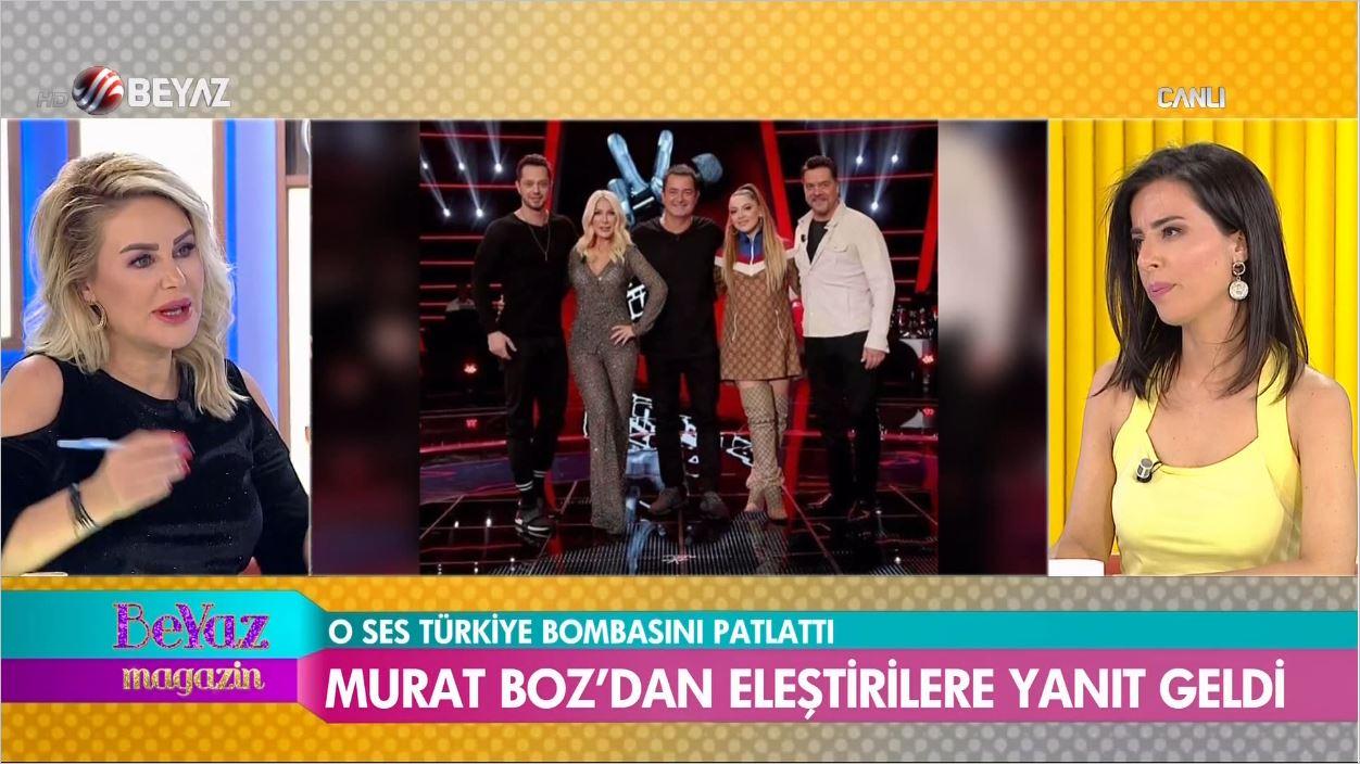 Murat Boz'un Kariyeri Sallantıda Mı